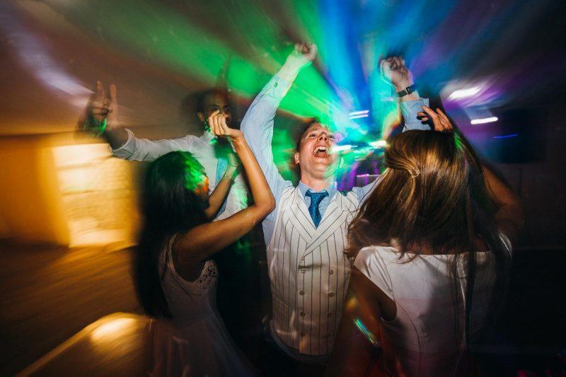 party image by simon biffen