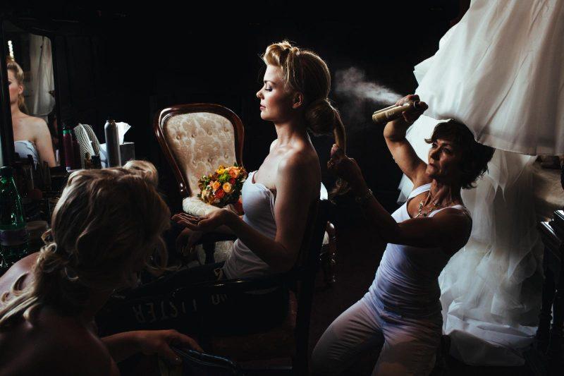 artistic bridal prep image by Lyndsey Goddard