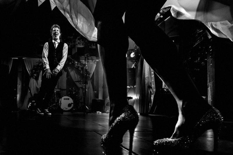 artistic dance image by Steven Rooney