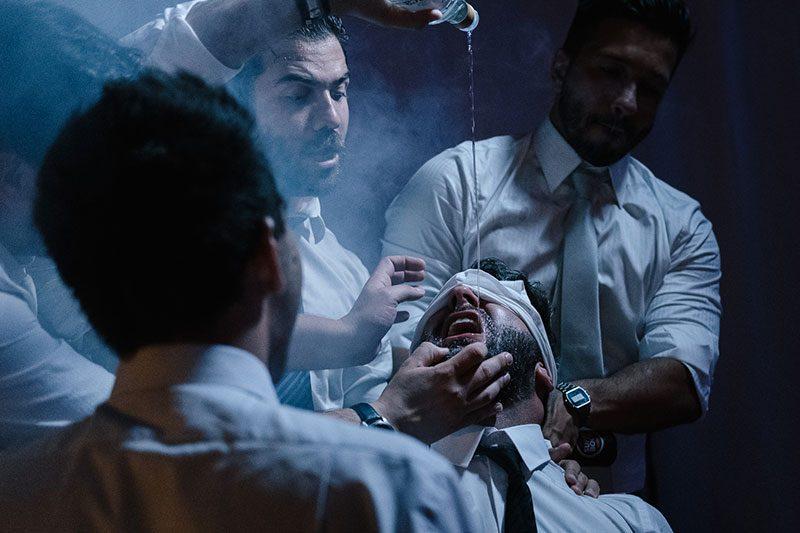 The ritual by Hugo Barreleiro