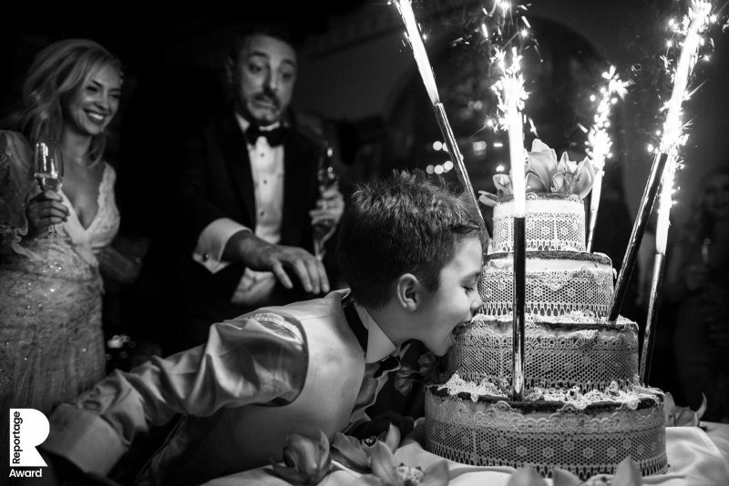 Best documentary wedding photographers in the world - Reportage Award by Fabio Mirulla