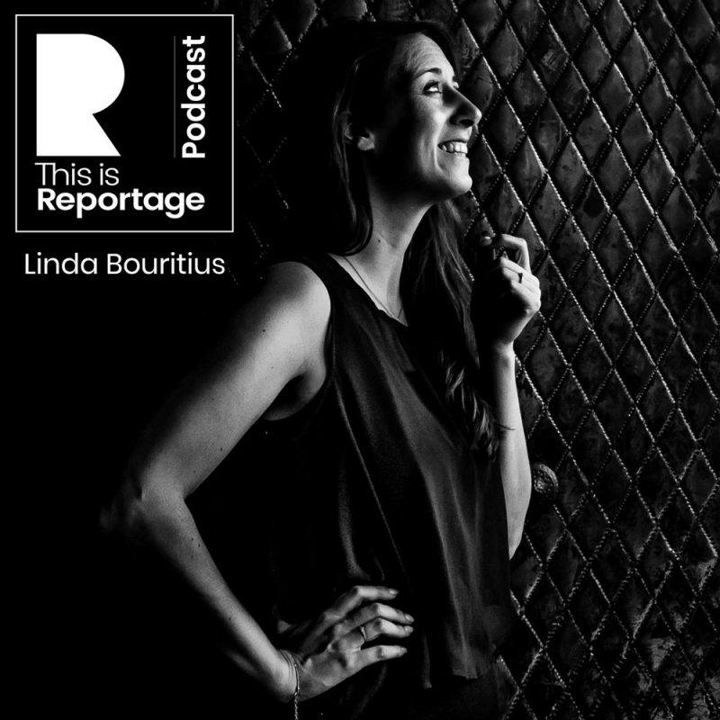 This is Reportage Podcast - This is Linda Bouritius Interview