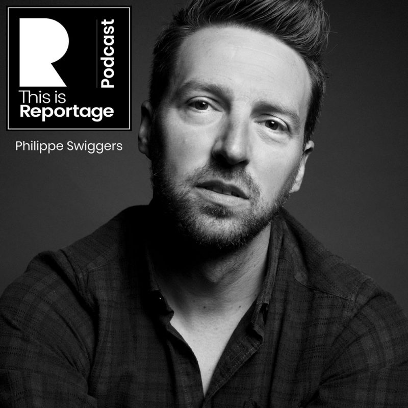 This is Philippe Swiggers - This is Reportage Podcast