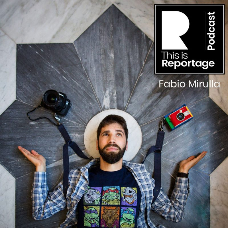 This is Reportage Podcast - This is Fabio Mirulla