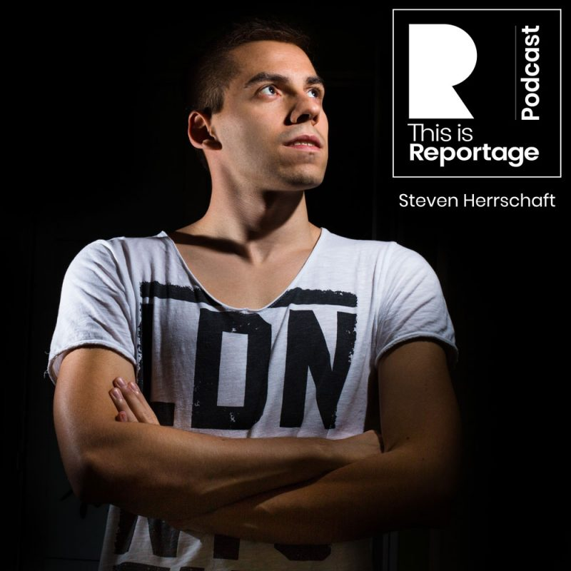 this is reportage podcast - this is steven herrschaft