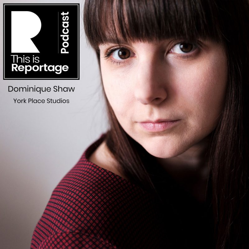 this is reportage wedding photography podcast dominique shaw of york place studios