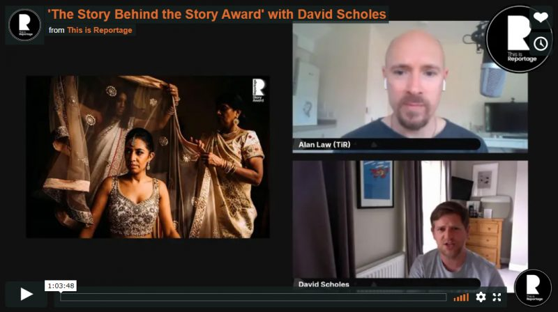 david scholes - wedding photography courses online