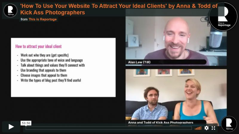 how to use your website to attract your ideal clients