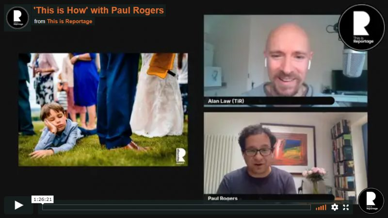 wedding photography courses - paul rogers this is how - this is reportage