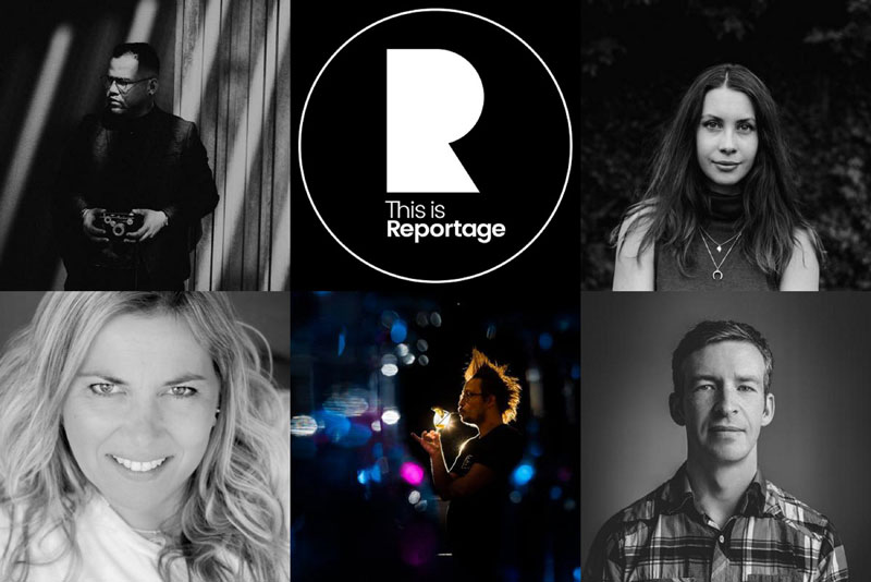 This is Reportage Collection 17 Judges