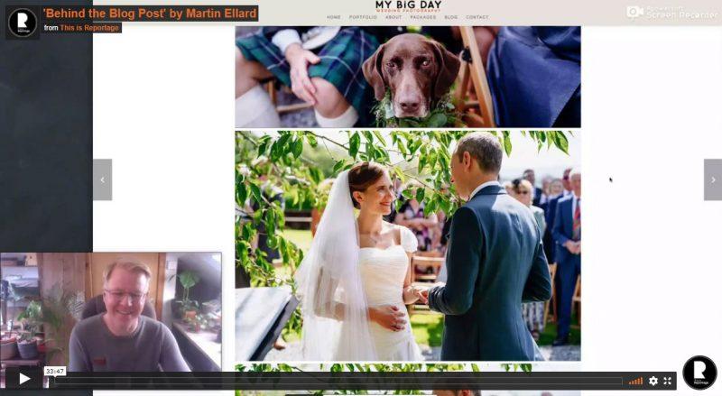 wedding photography courses - martin ellard