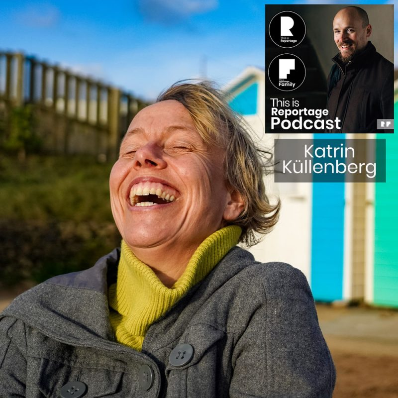 this is reportage podcast - this is katrin kuellenberg