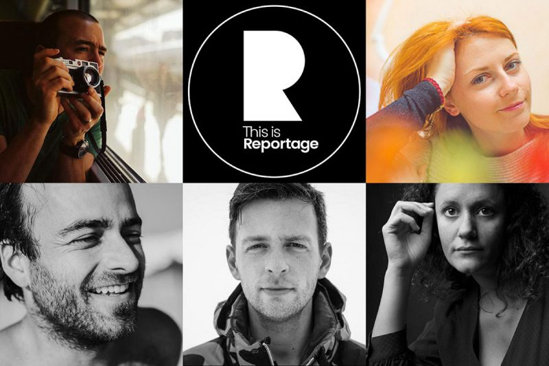 Collection 21 judges - this is reportage