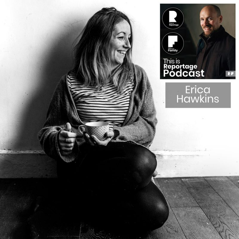 this is reportage podcast - this is erica hawkins